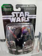 2006 Star Wars Saga Collection Darth Vader SAGA #045 AFA 85 Canadian