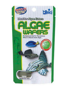 Hikari Algae Wafers 40g Plecos Sinking Tropical Fish Food Spirulina