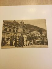 Old Postcard  1944 Monte Carlo Le Cafe Paris