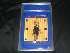 JASON WILLIAMS 1999 KINGS ROOKIE GENUINE AUTHENTIC BASKETBALL CARD GRADED 9