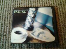 BANG AND BLAME [Maxi-Single] by R.E.M. (CD, Jan-1995, Warner Bros.) OOP