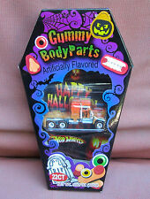 Hot Wheels CUSTOM KENWORTH W900 in Halloween Candy Box!!!
