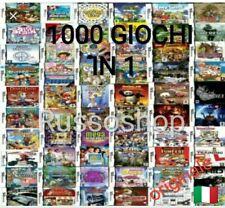 1000 GIOCHI X NINTENDO DS,2DS,3DS,NEW 3DS,XL 2021 ORIGINALE 🇮🇹