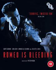 Romeo Is Bleeding BLU-RAY NEW
