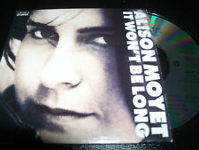 Alison Moyet (Yazoo) It Won't Be Long Australian Card Sleeve Promo CD Single