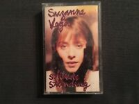 Suzanne Vega Solitude Standing 1987 a&m PUNK Tape Cassette Album