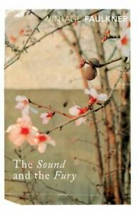 NEW The Sound And The Fury  By William Faulkner Paperback Free Shipping