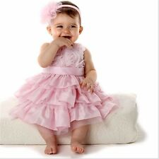Baby Girl Pink Princess Dress For Your Little Princess..