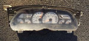 93-96 Chevrolet Camaro V8 Z28 White Face 150 MPH Speedometer instrument cluster