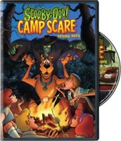 Scooby Doo: Camp Scare [New DVD]