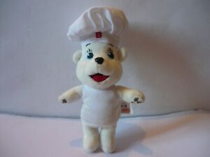 MEXICAN BIMBO BREAD BEAR BAKERY MASCOT (OSITO BIMBO) TEDDY BEAR