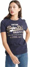 Superdry Women's Premium Goods Metallic T-Shirt