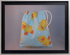 Gymnastics Leotard Grip Bags / Devilish Ducks Gymnast Birthday Goody Bag