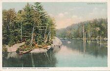 ADIRONDACK MOUNTAINS NY – Saranac River Boulder Bend