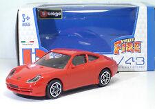 Bburago 30010 PORSCHE 911 Carrera 4 - METAL Scala 1:43