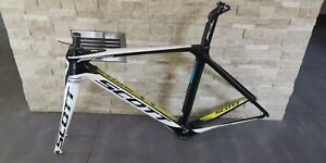 SCOTT FOIL TEAM ISSUE Orica GreenEdge size SMALL road bicycle carbon frame set