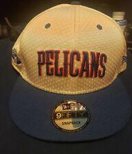 Nba New Orleans Pelicans 9fifty new era Hat ,snapback