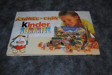kinder diorama carton chinee - chin