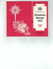 1979 Nauru Christmas Post Office Pack Set Of 4 MUH