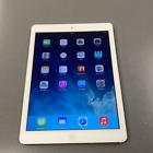 Apple iPad Air - 16GB - Silver (Unlocked) (Read Description) EA1095