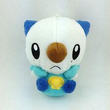 """Oshawott Unova Sea Otter Pokemon Plush Soft Toy Stuffed Animal Figure Water 5"""""""