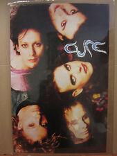 vintage The cure rock poster original 1992  4066