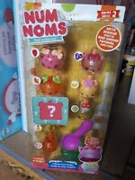 """Num Noms Deluxe """"Freezie Pops Family"""" + 1 Mystery Pack! NEW & SEALED!!"""