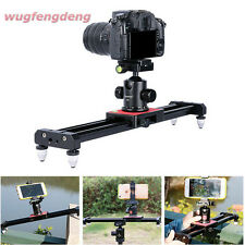 Ulanzi Mini Camera Video Slider, Compacte Track dolly Slider Rail For DSLR DV YR