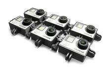 Modular Frame Mount F. GoPro Go Pro HD HERO 4 Black Accessori Adattatore matrice 3d
