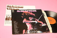 LAURA NYRO AL KOOPER JOHNNY WINTER..2LP FILL YOUR HEAD..ORIG UK 1970 EX BOOKLET