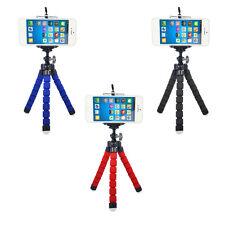 Handy Stativ 360° flexibel biegbar Halterung universal Handy GoPro Ständer Beine