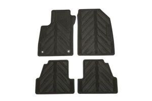2013-2020 Buick Encore GM Black Premium Frt & RR All Weather Floor Mats 42364956
