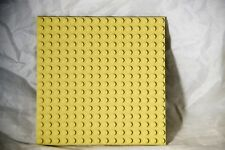 Tan Lego Plate 16 x 16 part number 91405