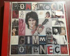 RON WOOD- GIMME SOME NECK *CD NEW NOT SEALED NUOVO NON SIGILLATO RARO