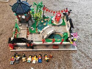 Lego 80107 Chinese New Year Spring Lantern Festival