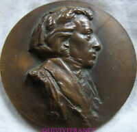 MED6787 - MEDAILLE FREDERIC CHOPIN par Robert COUTON
