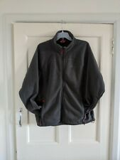 Men's Grey Trespass Fleece Size Large