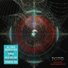 TOTO - 40 TRIPS AROUND THE SUN   CD NEW!