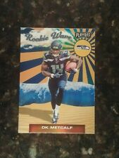 2019 Panini Playoff Rookie Wave #10 D. K. METCALF ROOKIE........NM-MT+