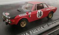 1/43 LANCIA FULVIA HF RALLYE DE MONTECARLO 1972 S. MUNARI COCHE DE METAL ESCALA