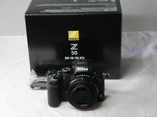 Nikon Z50 KIt mit 16-50mm Objektiv , neuwertig