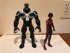 Marvel Legends SPACE VENOM BAF Figure Complete w/ EXTRA FIGURE