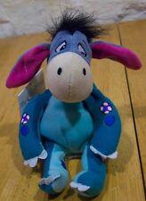"Disney Winnie the Pooh EEYORE IN DINOSAUR COSTUME 8"" Plush Stuffed Animal NEW"