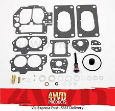 Carburettor Overhaul kit-for Nissan Patrol GQ Maverick 4.2 TB42S 3.0 RB30(88-95)