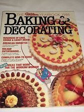Wilton Baking Cake Decorating Yearbook 1986 Book Cookie Candy Ideas How To Guide