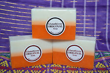 LOT OF 10 KOJIC & GLUTATHIONE SOAP 135g.