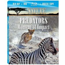 PBS Nature Series : Predators: Moment of Impact [Blu-ray]