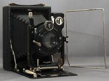 IBSOR DRP Rodenstock Munchen 135mm f4.5 Trinar Anastigmat lens GERMAN Camera