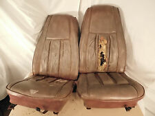 69-70 Mercury Cougar XR7 Ford Boss Mustang Convertible Bucket Seats