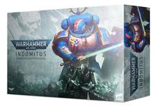 Warhammer 40k INDOMITUS Box Set 9th Edition Necrons Space Marines Brand New
